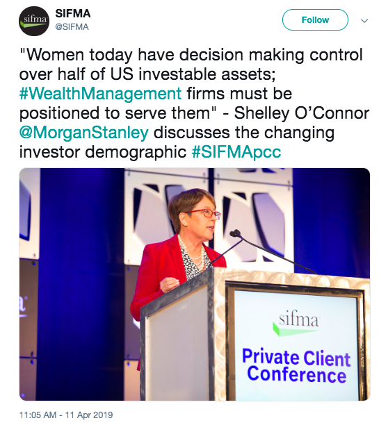Event Report: SIFMA Private Client Conference, 2019 - Xtiva
